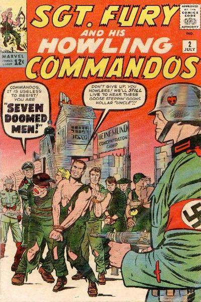 Sgt. Fury And His Howling Commandos 2 - Seven Doomed Men