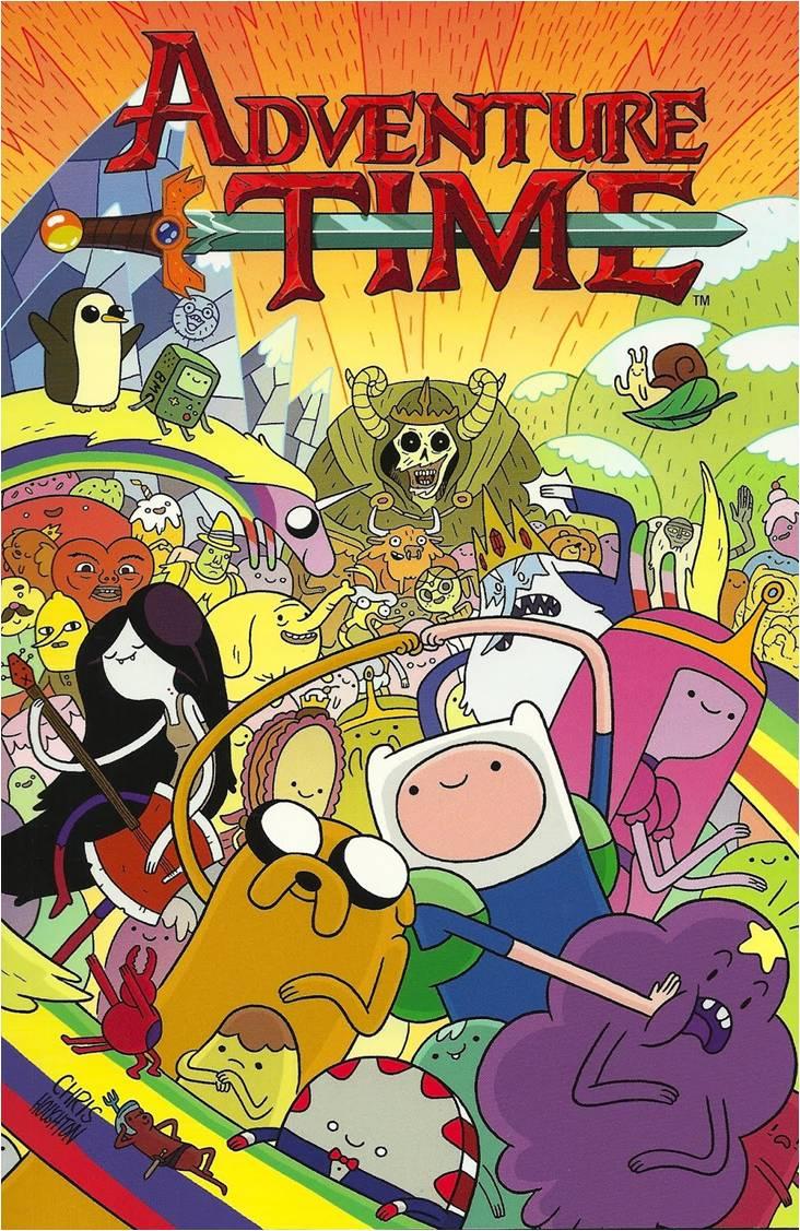 Adventure time 1 - 1