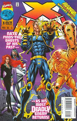 X-Man 15 - Turning Point