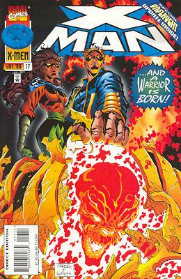 X-Man 17 - One Step Forward