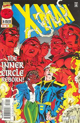X-Man 22 - septembreing Up