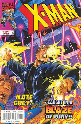 X-Man 42 - Rainbow's End