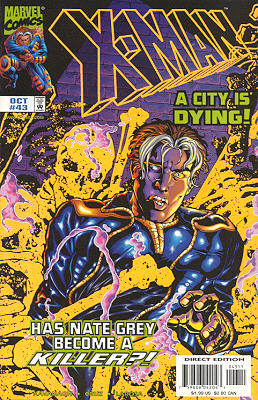 X-Man 43 - Inside Out