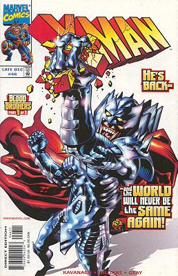 X-Man 46 - Stormfront