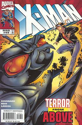 X-Man 49 - Skyseptembre