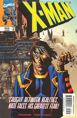 X-Man 54 - A Little Piece of Home