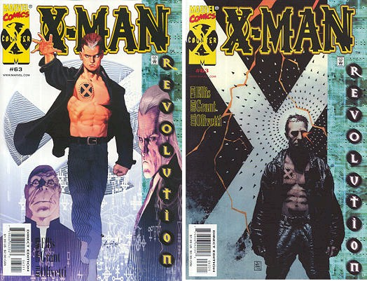 X-Man 63 - No Direction Home, Part One