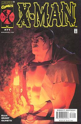 X-Man 71 - Fearful Symmetries, part one