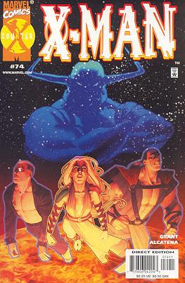 X-Man 74 - Fearful Symmetries: part 4