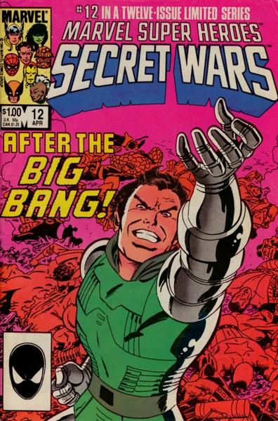 Les Guerres Secrètes 12 - ...Nothing to Fear...