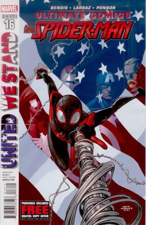 Ultimate Comics - Spider-Man 16 - United We Stand