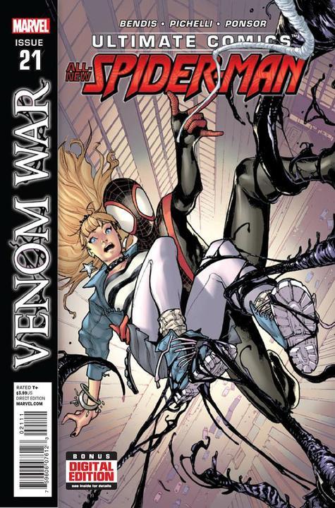 Ultimate Comics - Spider-Man 21