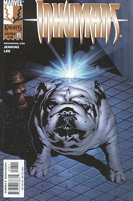 Inhumains 8 - Woof
