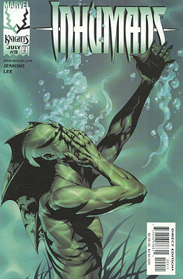 Inhumains 9 - Oceanic