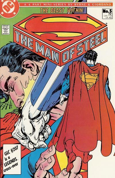 Man of Steel 5 - The Mirror, Crack'd