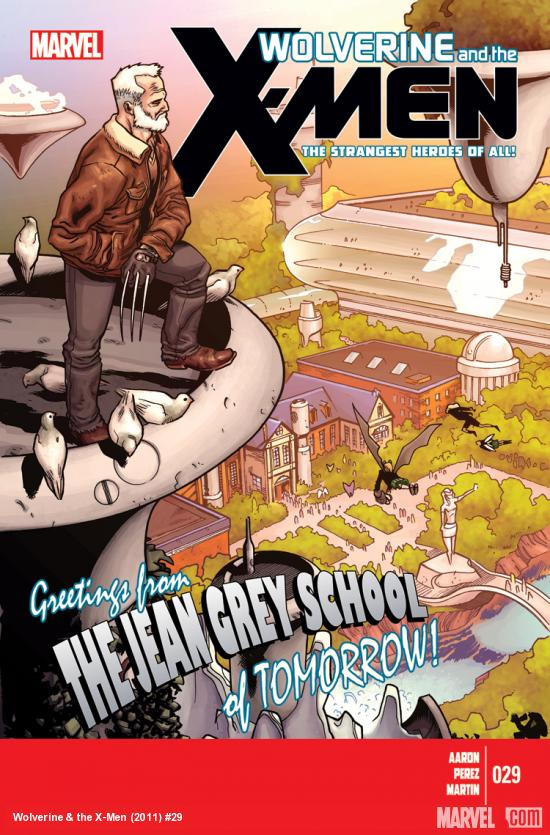 Wolverine And The X-Men 29