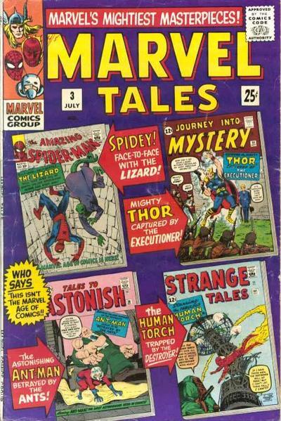 Marvel Tales 3