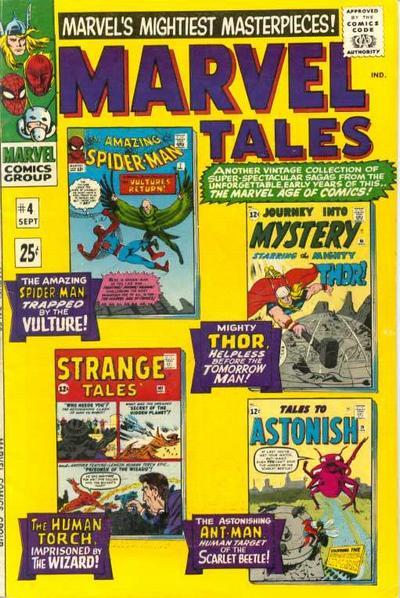Marvel Tales 4