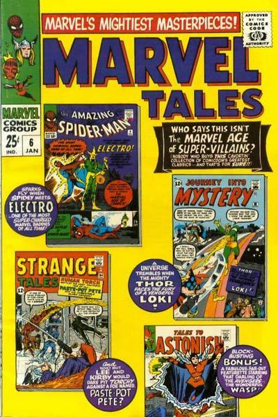 Marvel Tales 6