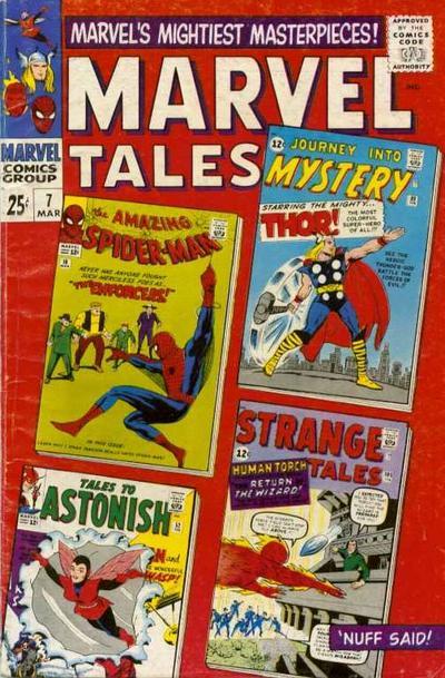 Marvel Tales 7