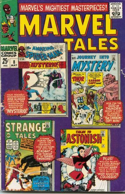 Marvel Tales 8