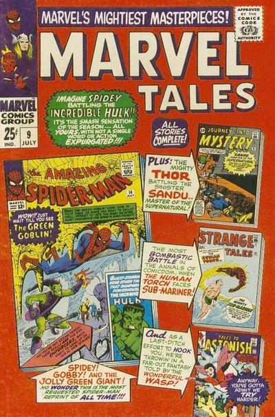 Marvel Tales 9