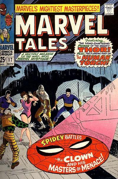 Marvel Tales 17