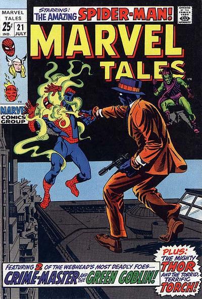 Marvel Tales 21