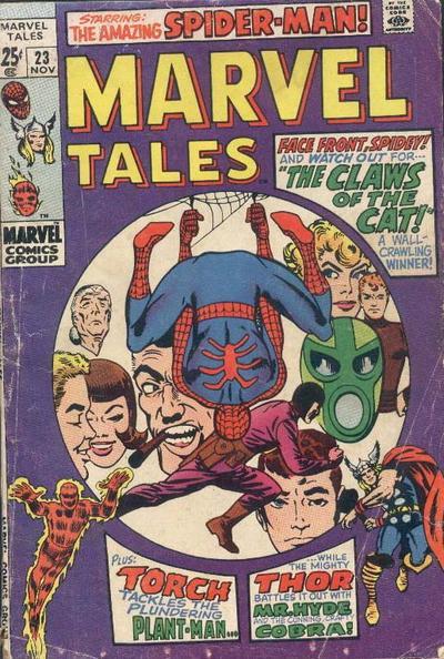 Marvel Tales 23