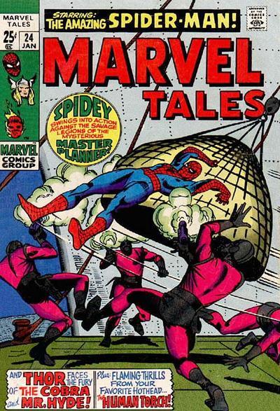 Marvel Tales 24