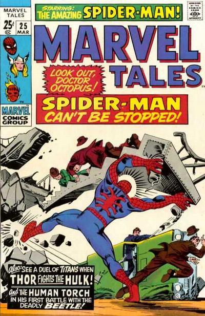 Marvel Tales 25