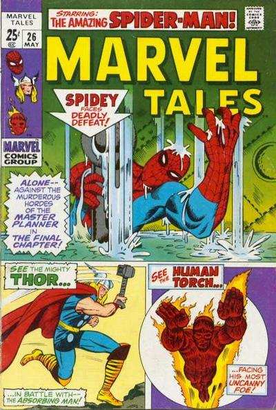 Marvel Tales 26 - The Final Chapter!