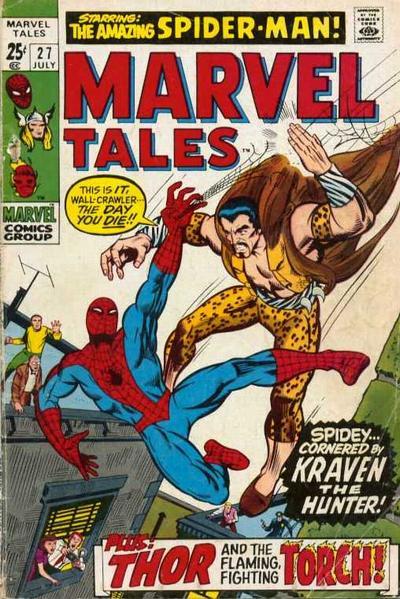 Marvel Tales 27