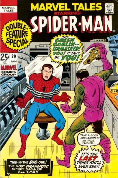 Marvel Tales 29