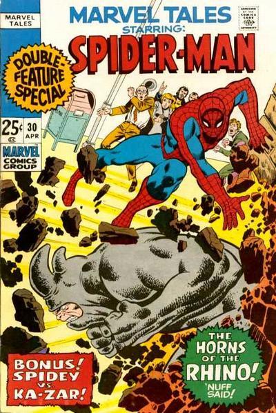 Marvel Tales 30