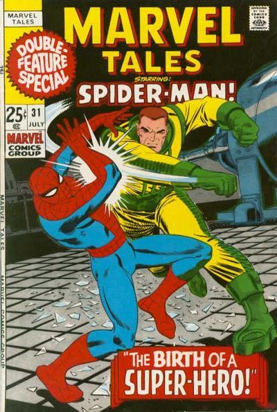 Marvel Tales 31