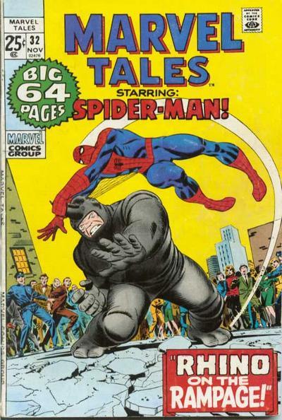 Marvel Tales 32