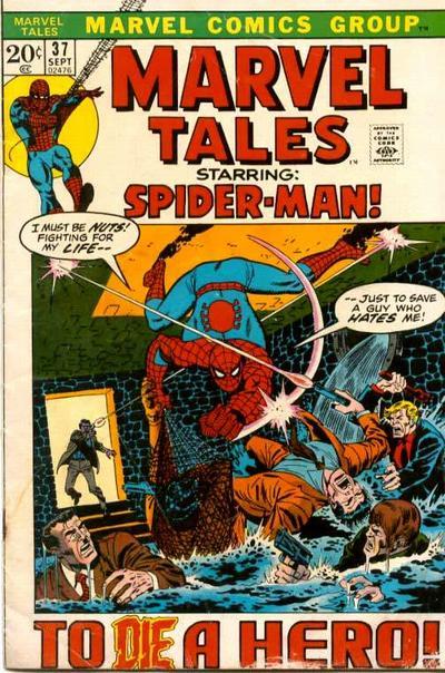 Marvel Tales 37
