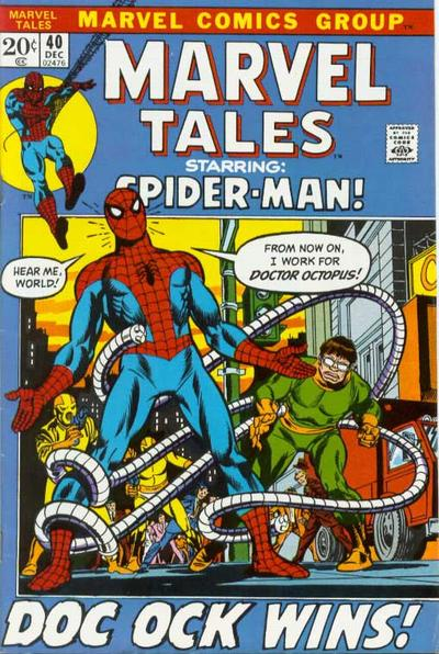 Marvel Tales 40