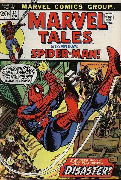 Marvel Tales 41