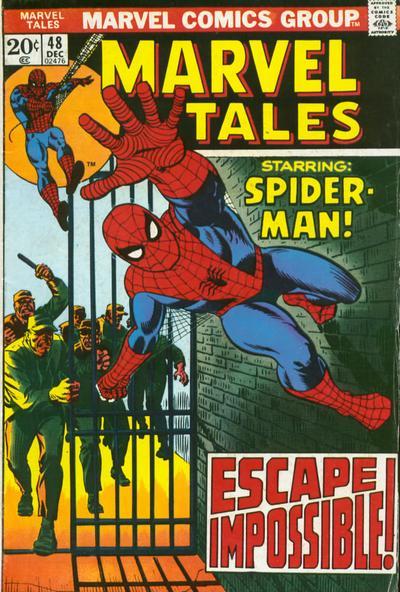 Marvel Tales 48