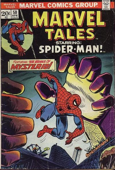 Marvel Tales 50