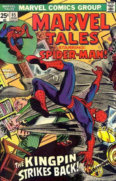 Marvel Tales 65 - The Kingpin Strikes Back