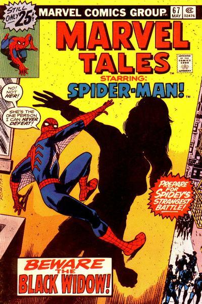 Marvel Tales 67 - Beware...The Black Widow!