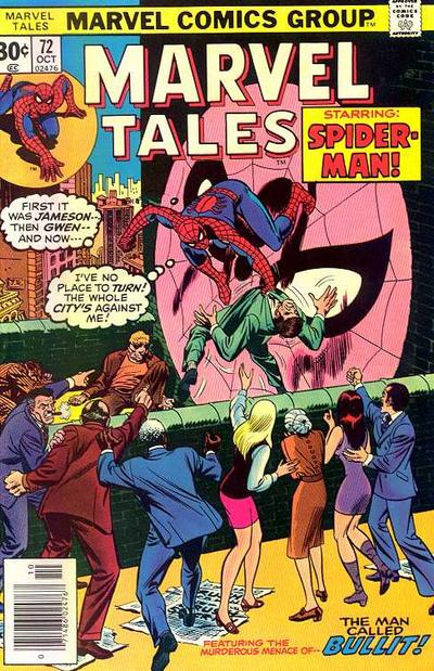 Marvel Tales 72 - To Smash the Spider!