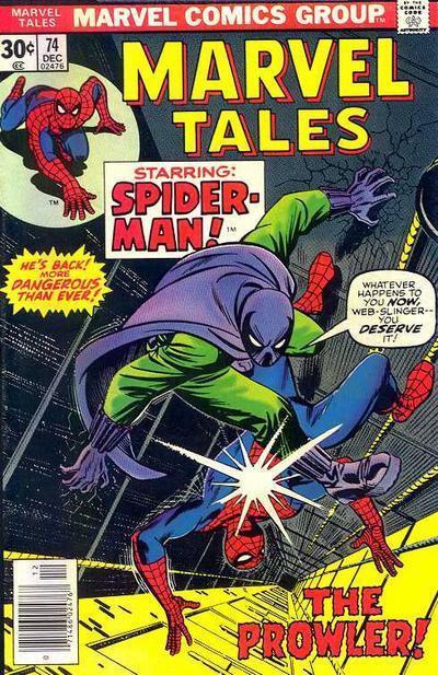 Marvel Tales 74 - Starring Spider-Man
