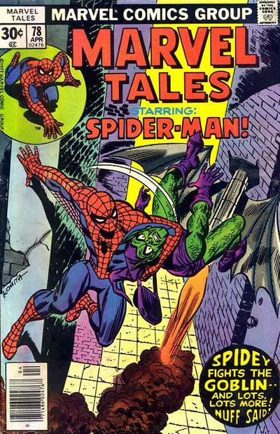 Marvel Tales 78 - In The Grip Of The Goblin
