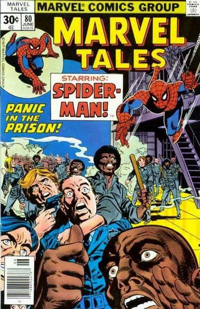Marvel Tales 80 - A Day In The Life Of...