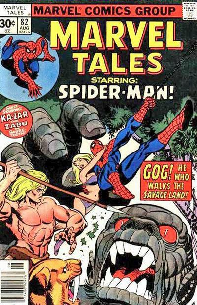 Marvel Tales 82 - Beware The Power Of Gog
