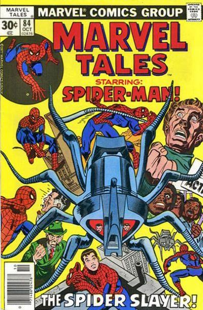 Marvel Tales 84 - The Spider Slayer